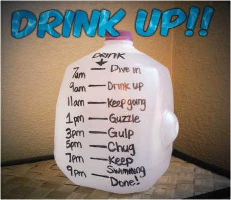Image result for how much water to drink a day